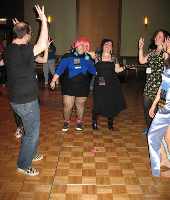 Capricon 32 80's dance