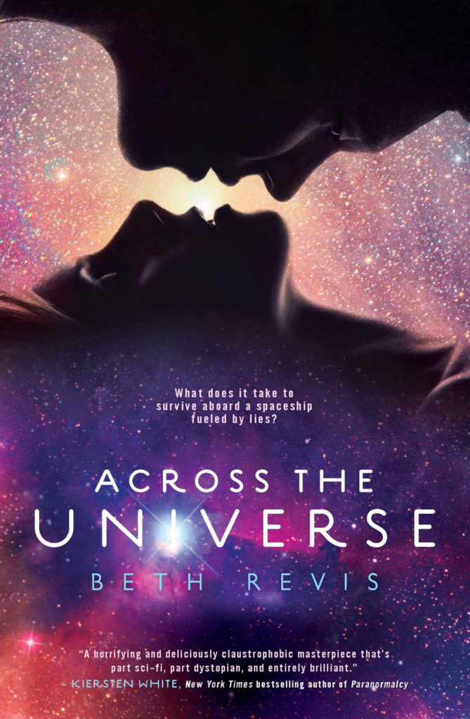 Across the Universe book cover
