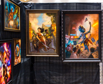 Art Show Updates