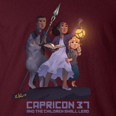 Want a Capricon Shirt?