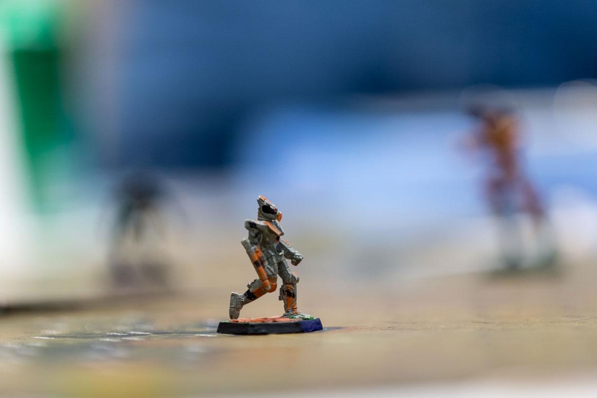 Gaming miniature